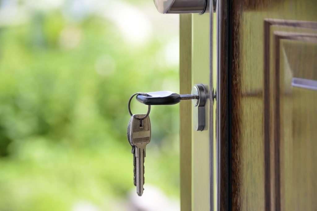 Auszug aus Ehewohnung und Mietvertrag