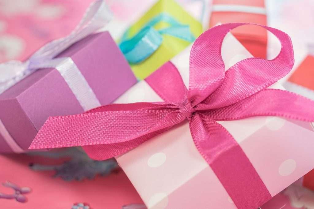 Geschenke nach Scheidung