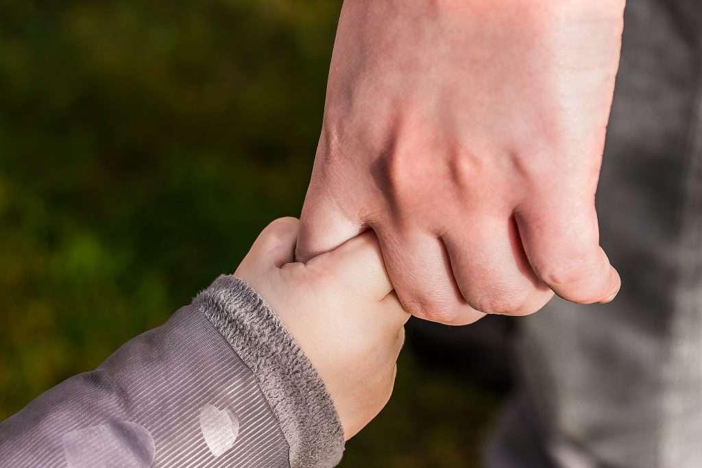 Sorge für Kinder nach Scheidung