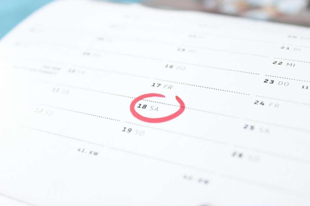 Dauer des Scheidungsverfahrens
